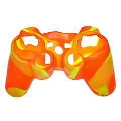 Beskyttende silikone etui til PS3 controller (Dual Color)