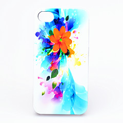 ABS Brilliant Lily Back Case for iPhone 4/4S