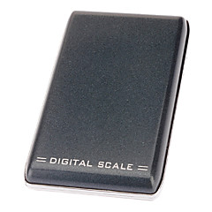 디지털 방식으로 소형 보석 가늠자 100g * 0.01g/500g * 0.1g의 이중 정확도
