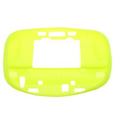 Etui vert avec protecteur d'écran pour Nintendo Wii U Gamepad télécommande