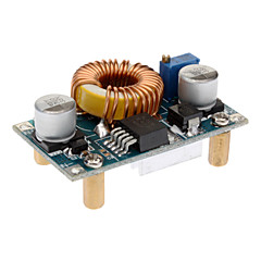 DC-omzetters Constant 5-32V naar 0.8-30V 5A Boost Module Portable Power Supply
