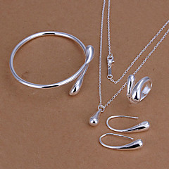 women's Concise Jewelry Set