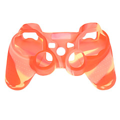 X 박스 360 컨트롤러를위한 플라스틱 보호 케이스 - 밝은 빨강