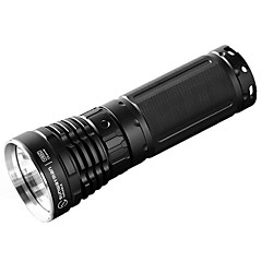 V60C Rechargeable 3-Mode Cree XM-L T6 LED Wireless Magnetic Control Flashlight (728LM, 1x18650, Black)