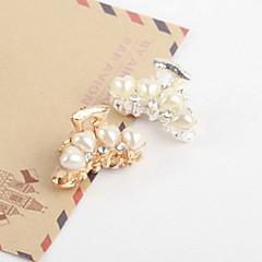 Z&X®  Beautiful Heart-Shaped Pearl Small Grip