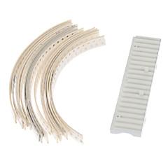 SMD 0805 Capacitors - White (20 x 30 PCS)