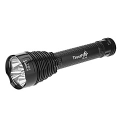 TrustFire TR-J12 5-Mode 5xCree XM-L T6 LED Flashlight (4500LM, 2x26650, Black)