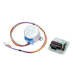dc 5v 4-φάση 5-wire βήμα κινητήρα + συμβούλιο του οδηγού μονάδας ελέγχου για (για Arduino)