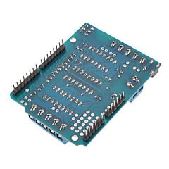 L293D motoraandrijving uitbreiding schild board board voor de (voor Arduino) Duemilanove mega uno