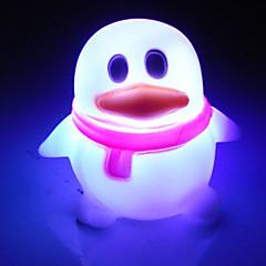 QQ Kerst nachtlampje (willekeurige kleur)