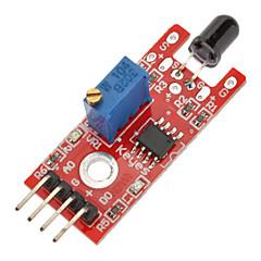 Modulo sensore di rilevamento di fiamma per (per arduino) progetto fai da te
