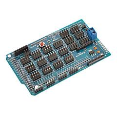 escudo de extensión del sensor mega-io / tabla para (para arduino) Mega v1.2 (trabaja con (para arduino) Tablas oficiales)