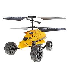 Attop YD-922 3ch RC Aerocar med Gyroskop