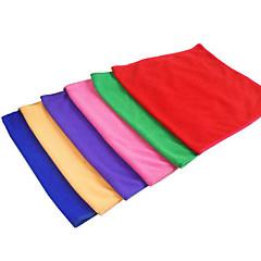 Micro fibra de toalha para Animais Cães Gatos (cores aleatórias)