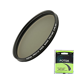 Fotga Pro1-D 55mm Ultra Slim Mc Multi-Coated Cpl Circulair Polarisatie Lens Filter