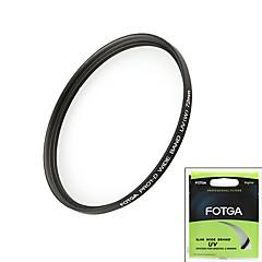 fotga® 67mm pro1-d uv mince ultra-violet de filtre lentille de protection ultra pour canon / nikon