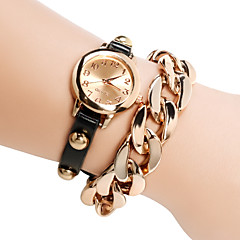 naisten kello kultainen kullattu rannekoru