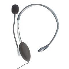 Monaural Headphone with Microphone for XBOX 360