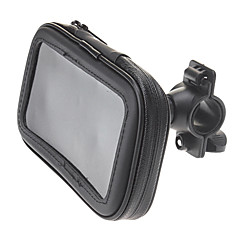 Full Body Case met transparante voorzijde Ontworpen Fiets Voor Tube mount houder voor iPhone / Samsung