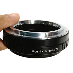 EMOLUX  Konica AR lens to Micro 4/3 Adapter  E-P1 E-P2 E-P3 G1 GF1 GH1 G2 GF2 GH2 G3 GF3