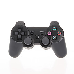 Wired Dual Shock 3Axis peliohjain PS3: lle