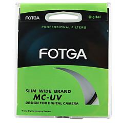 FOTGA® 62Mm Ultra Slim Pro8 Mc Multi-Coated Uv Ultra-Violet Lens Protector Filter
