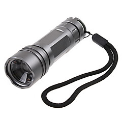 LED Flashlights/Torch / Handheld Flashlights/Torch LED 3 Mode 180 Lumens Waterproof 14500 / AACamping/Hiking/Caving / Everyday Use /