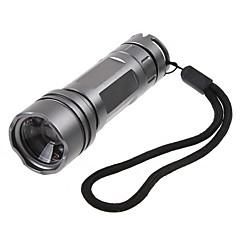 Lanternas LED / Lanternas de Mão LED 3 Modo 180 Lumens Prova-de-Água 14500 / AACampismo / Escursão / Espeleologismo / Uso Diário /