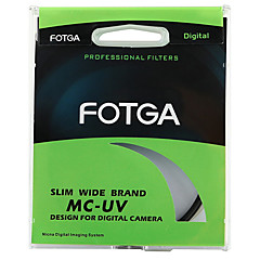 Fotga 52mm Ultra Slim Pro5 Mc Multi-Coated Filtre UV Ultra-Violet protecteur d'objectif