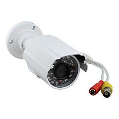 700TVL 1/4 CMOS IR-cut (jour et de la fonction de commutation de nuit) CCTV extérieure infrarouge caméra ys-6624cc étanche