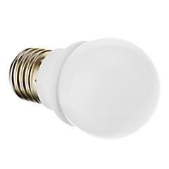 E26/E27 3 W 12 SMD 2835 240-270LM LM Warm White Dimmable Globe Bulbs AC 220-240 V