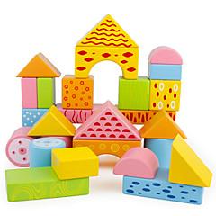 Store trebygningen blokker for barn