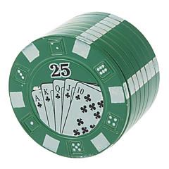 GR00 style Poker Tabac en Metal Handmuller (couleur aléatoire)