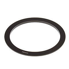 Anneau 72mm Camera Lens Adapter (Noir)