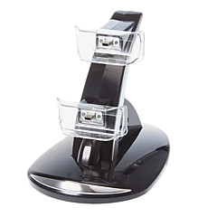 Dual USB Charging Dock Stand Charger for PlayStation 3 PS3 Controller