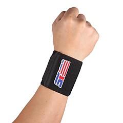 Silikonipaineherkän Hieronta Säädettävä Sport Wrist Guard Protector - Ilmainen Koko