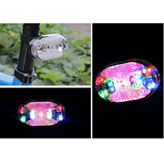 자전거 라이트 / 자전거 후미등 LED 싸이클링 셀 배터리 루멘 배터리 사이클링-조명