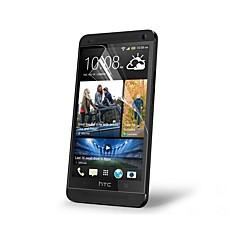 ENKAY Clear HD Beskyttelses Film Beskyttelses Film Guard med Rengøringsklud til HTC One / M7