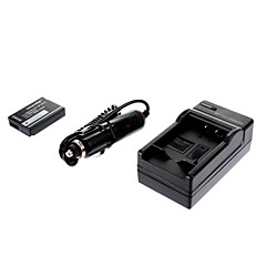 ismartdigi-Pana DMW-BCG10 895mah,3.6V Camera Battery+Car charger for Panasonic ZS1 ZS5 ZS7 TZ7 ZR1