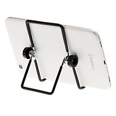 Portable Metal Universal Tablet-PCer stativ som passer til 7 tommers tablet PC-er