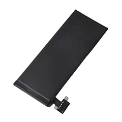 1430mah 3.7 v li-ion batteri erstatning for iPhone 4S med lirke værktøj - sort