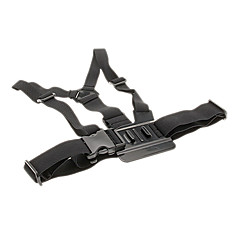 Adjustable Chest Body Harness Belt Strap Mount For Gopro hero 3/3+/4/Session