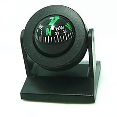 Ajustar Bola Estilo Car Compass - Preto