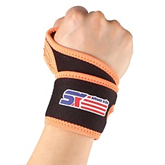 Monoliitti Sport Gym Elastinen Elastinen Wrist Guard Protector - Ilmainen Koko