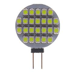 G4 1W 100-150Lm 24-Led Car lampadine-White (12V)