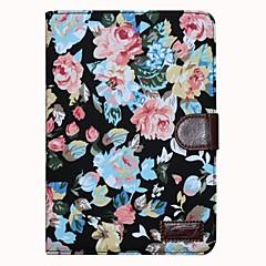 Fabric Roses and Protective case for iPad mini 3, iPad mini 2, iPad mini (Assorted Colors)