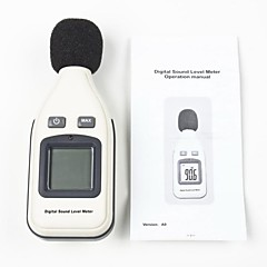GM1351 Digital Sound Level Meter Stor LCD-skärm