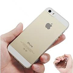 estojo ultra-fino fosco para iPhone 5 / 5s