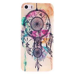 For iPhone 5 etui Mønster Etui Bagcover Etui Drømmefanger Hårdt PC foriPhone 7 Plus iPhone 7 iPhone 6s Plus/6 Plus iPhone 6s/6 iPhone