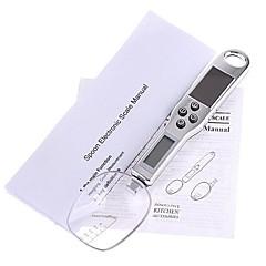 0.1g-300g Colher Digital Electronic Scale Balança de cozinha balanças